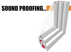 Toronto Soundproof windows and doors