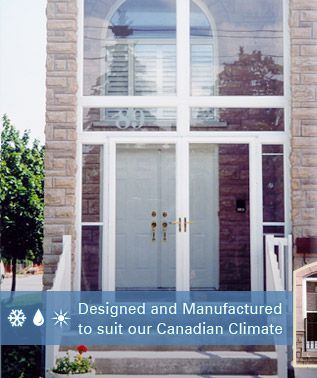 Toronto Aluminum Storm Doors Encore Windows and Doors