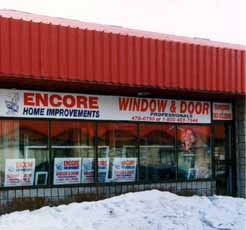 Toronto Vinyl Windows Encore Windows and Doors