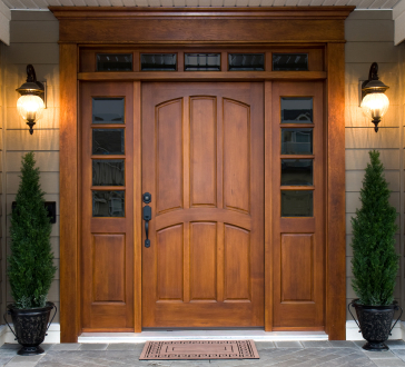 Front entrance steel, fiberglass, wood or composite door consultants Encore Windows and Doors Toronto