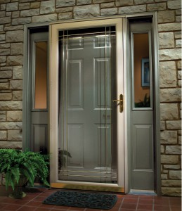 Canadian Aluminum Storm Doors by Encore Windows and Doors Toronto